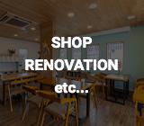 Shop Renovation etc...