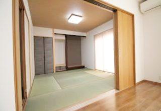 安心と暮らしやすさを備えた長期優良住宅の平屋の家。
