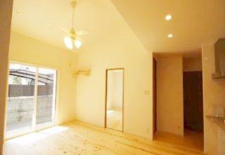 在来工法で建てる、夫婦ふたりの住まい。「くまもと型復興住宅」